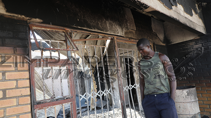 Businessman Loses US$50 000 Cash After House Burns Down