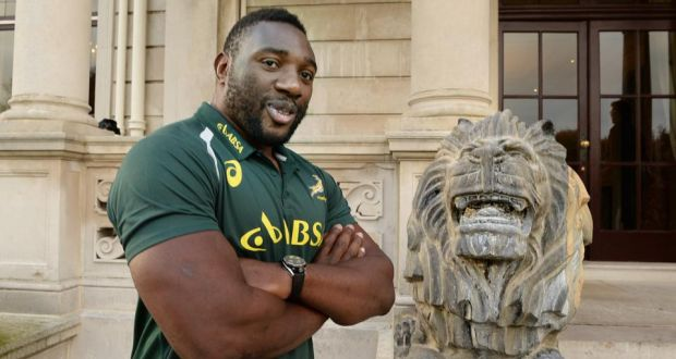 Tendai Mtawarira In World Rugby's Team Of The Decade