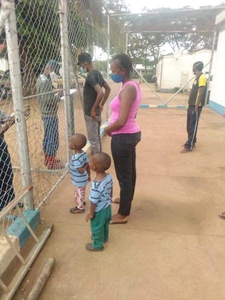 ZRP Police Speaks On The Arrest Of Two Minors-iHarare