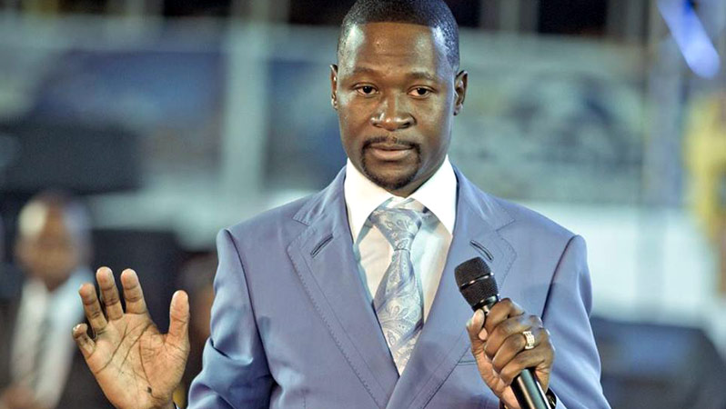 Prophet Makandiwa Lashes Out At 'Small Boys'