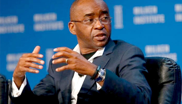 Strive Masiyiwa Honoured