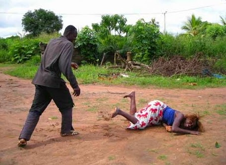 Polygamous Police Officer Beats Up Second Wife For Refusing To Visit First Wife-iHarare