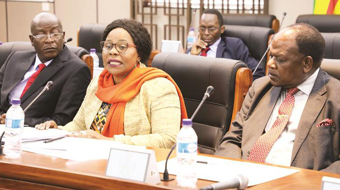 IHarare News In Brief: Cabinet approves the Independent Commission Bill