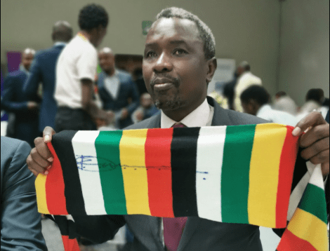 Jonathan Moyo Exposes Tagwirei