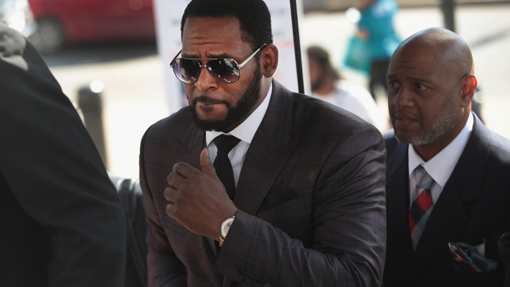 R Kelly Found Guilty Of Sex Trafficking & Racketeering