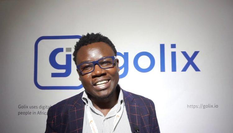 Tawanda Kembo, Golix Founder & CEO