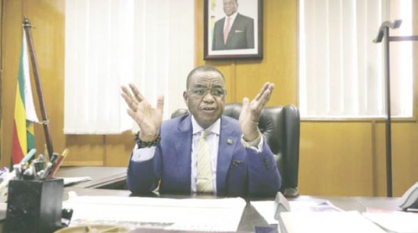 VP Chiwenga BACK to work