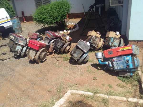 14 Mashurugwi arrested