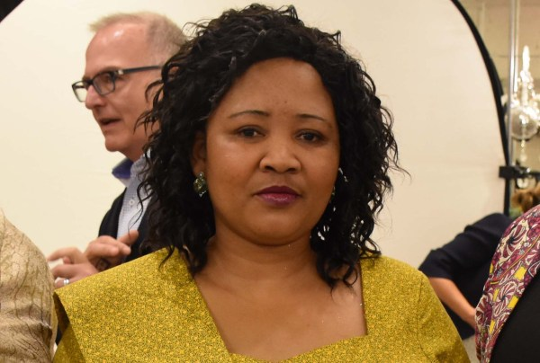 Lesotho's First Lady
