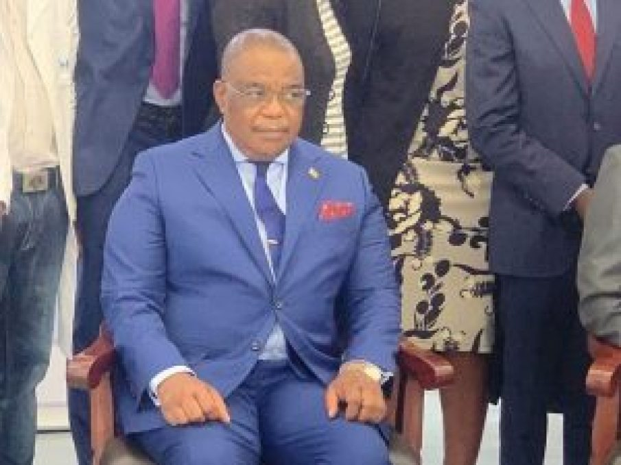 Is General Chiwenga Gaining A Lot Of Weight ?
