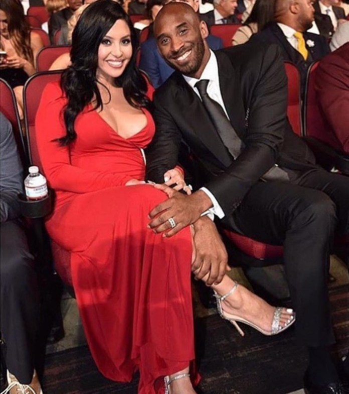 MEET Kobe Bryant's Wife Of 20 years … AND The Sweet Message He Wrote For  Her Before His Death – iHarare News