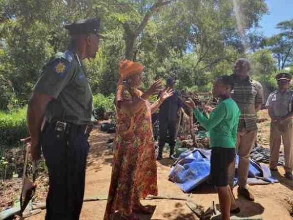 Operation Chikorokoza Ngachipere'