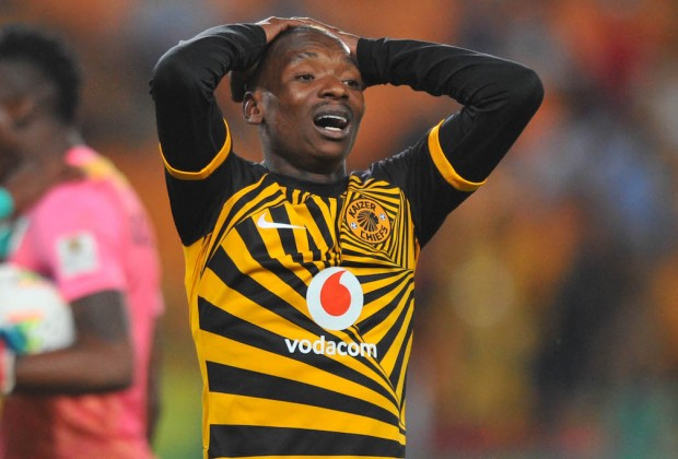 Khama Billiat's Latest Serious Injury Sprouts Keizer Chiefs Relagation Fears