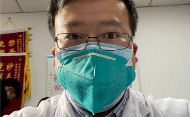 Chinese Doctor Who Discovered Corona Virus And Was