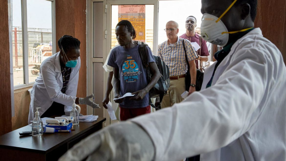 Experts Still Puzzled At Why So FEW Coronavirus Cases In Africa