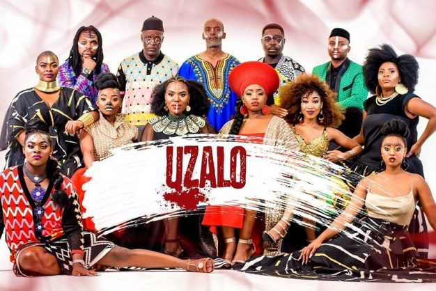 WATCH As Pastor Mdletshe And Other Uzalo Cast Members Take On The John Vuli Gate Dance Challenge-iHarare