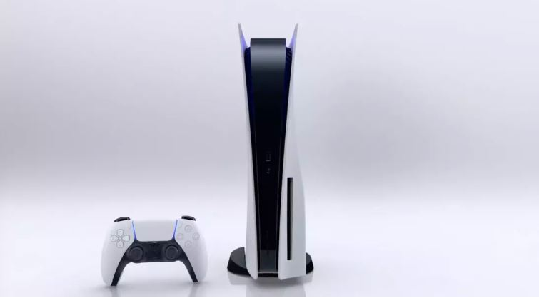 PS5 Console Design Revealed