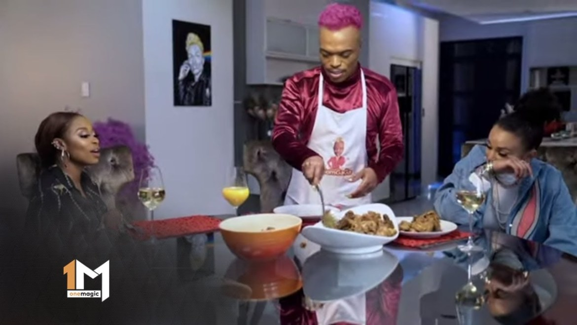 Somizi Makes Shocking Revelations