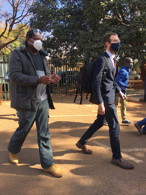 Prominent Investigative Journalist Hopewell Chin'ono Granted Bail-iHarare