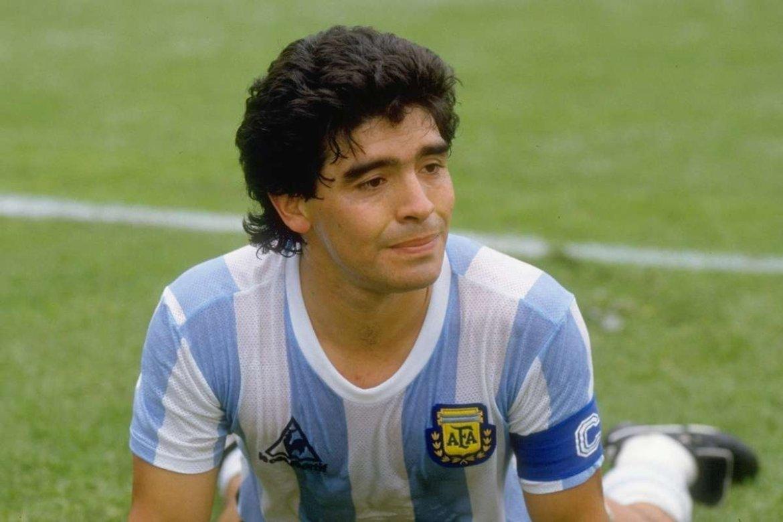 Diego Maradona Has Died