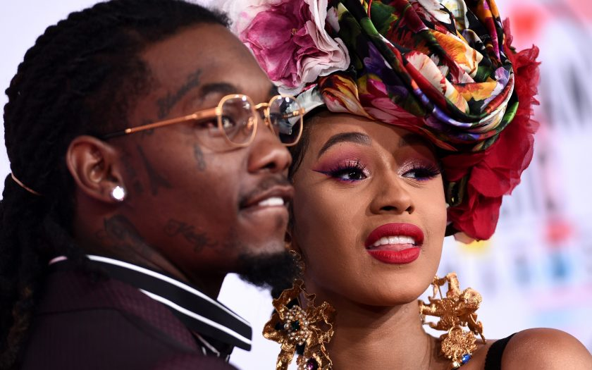 Cardi B pays sweet birthday tribute to her husband Offset