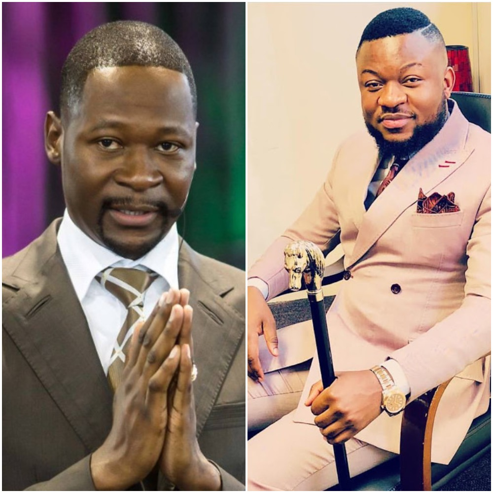 Makandiwa And Pastor J Israel Fight Turns Nasty As They Expose Each Other