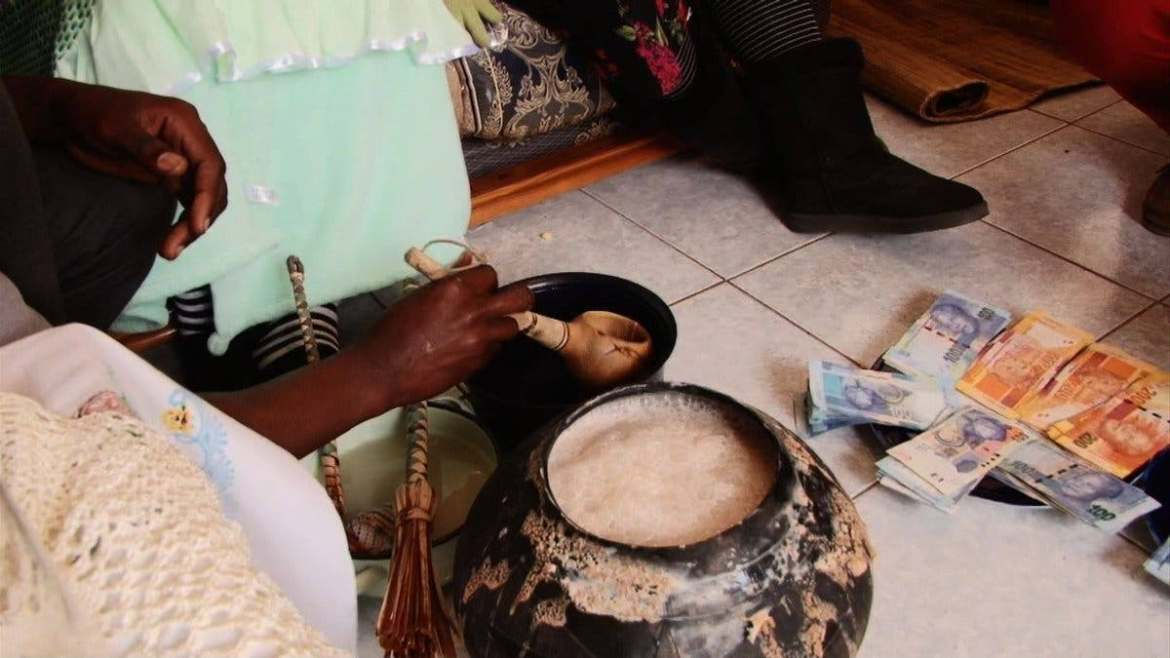 Fists Fly At Lobola Ceremony As Two Men Show Up Intending To Marry The Same Woman