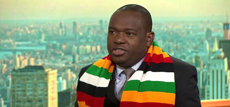 Zimbabwe Foreign Affairs minister Sibusiso Moyo has died from Covid-19 Complications