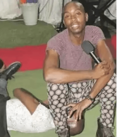 Pics: Shocker As Pastor F_arts On The Faces Of Church Members, Claims It's A Demonstration Of God's Power