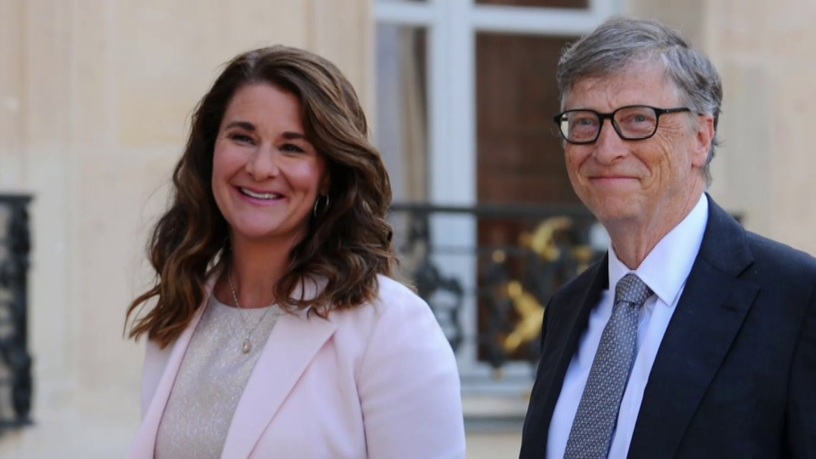 Bill And Melinda Gates Announces Divorce After 27 Years Of Marriage