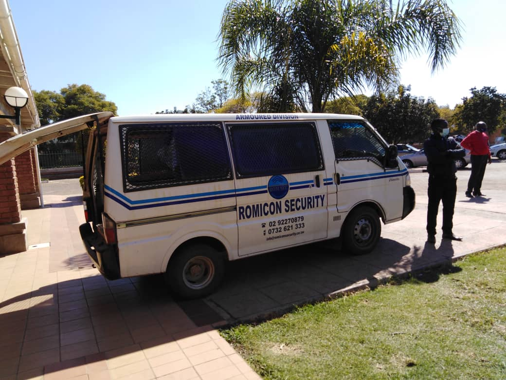 Zimbabwe Security Companies Using Toy Guns To Protect Cash-In-Transit Vehicles: Police