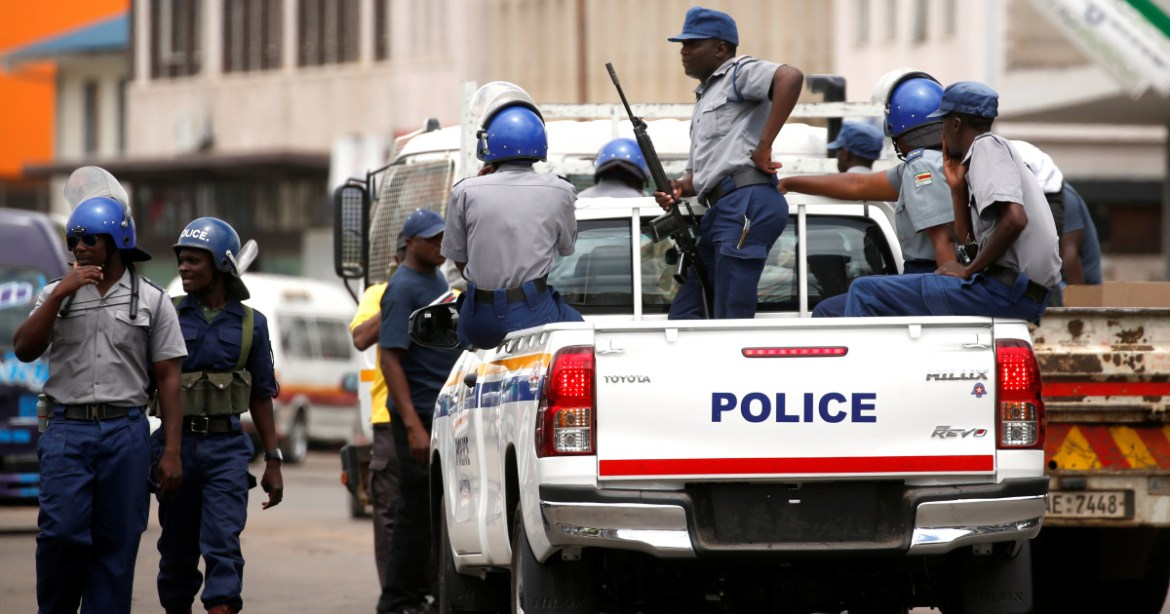 Police Officers Accused Of Assaulting Form 3 Pupil For Befriend A Man Who Was Found in Possession Of Dagga