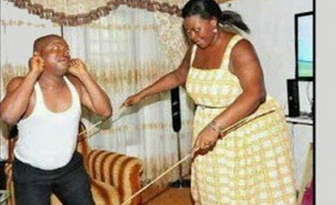 Woman Goes Berserk And Attacks Hubby With A Padlock Over Boyfriend Call