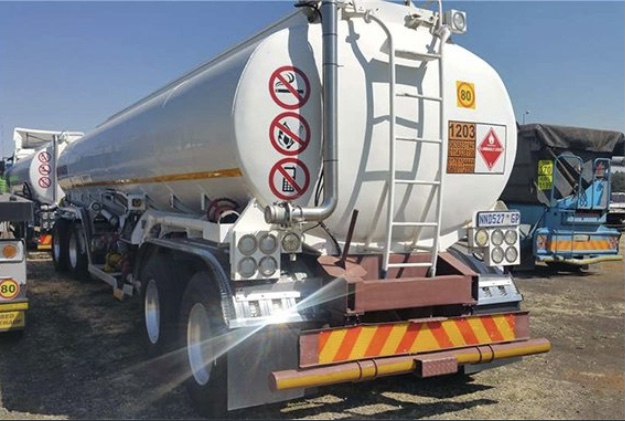 ZIMRA Bust Transit Tankers Carrying Water Disguised As fuel-iHarare