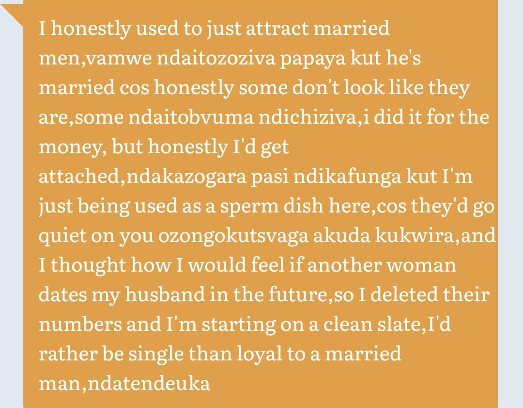 Here Is Why We Are Attracted To Married Men: Zimbabwe Single Ladies Speak Candidly