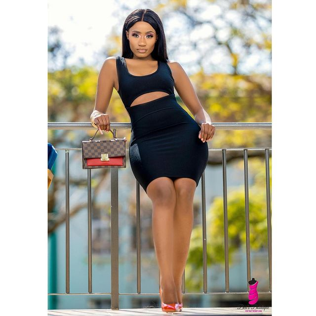 """""""I Am As Natural As They Come"""" Kikky Badass Dismisses Claims That She Had Surgery To Enhance Her Body-iHarare"""