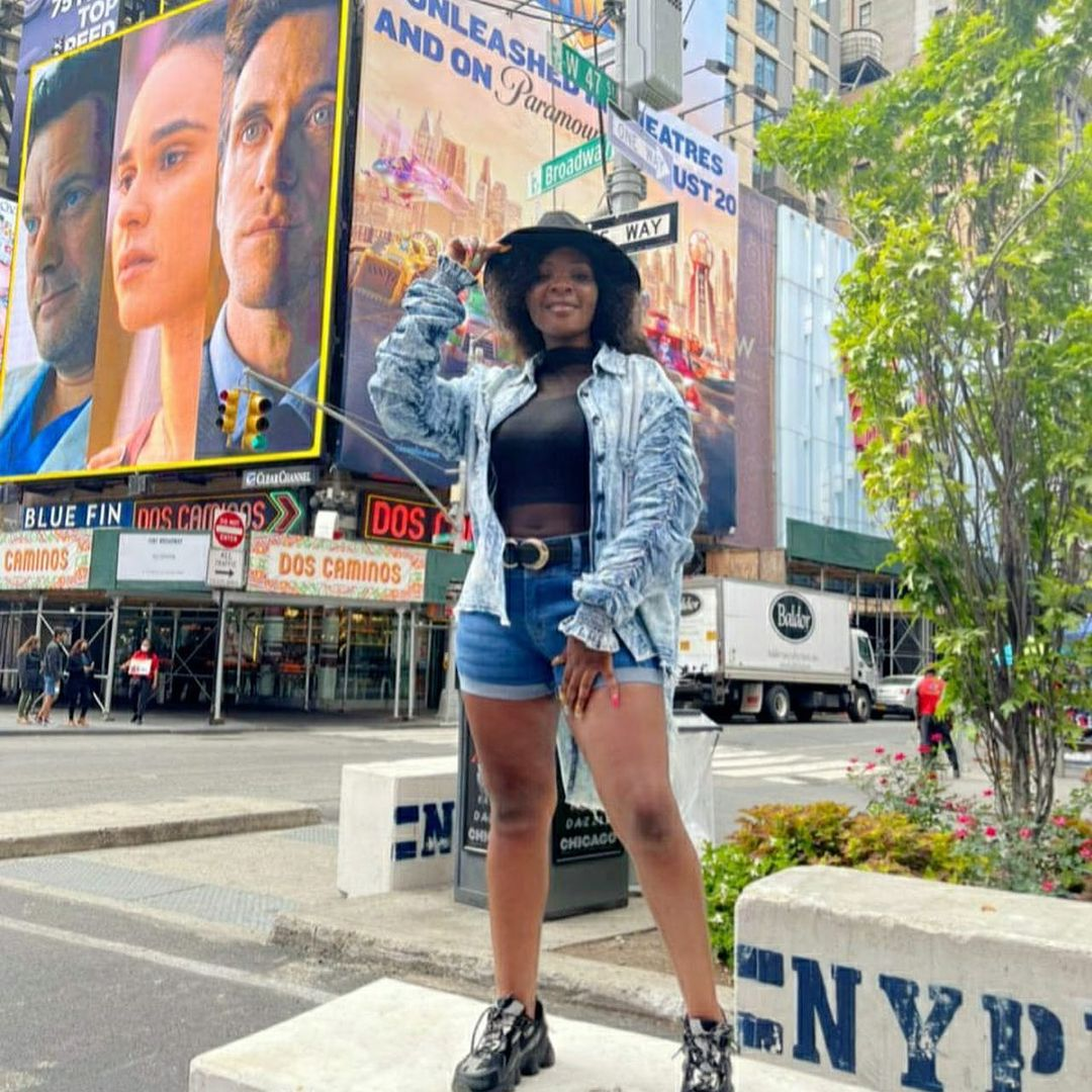 Mai Titi Rubbishes Claims That She Is Stranded In America After Getting Dumped By Her Boyfriend-iHarare