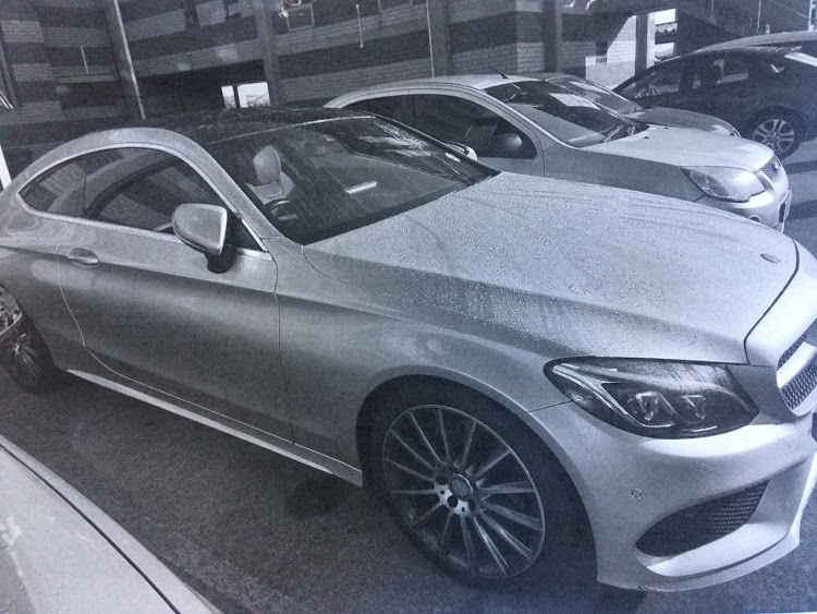 Looting Turns Costly As SA Man Loses Fancy Mercedes Benz He Used To Steal Groceries