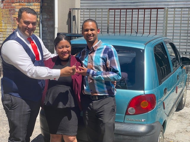 Cape Town Pastor Donates Cars To Needy Congregants, Says No Strings Attached