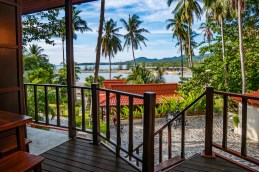 Cyana Beach Resort, Superior Sea View