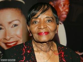 MLK jr. sister; Christine King
