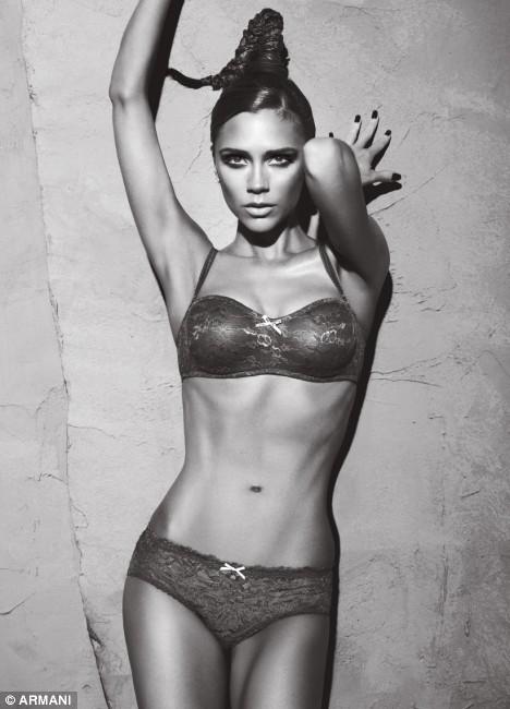Beckham undwear ad for giorgio armani part 2-1