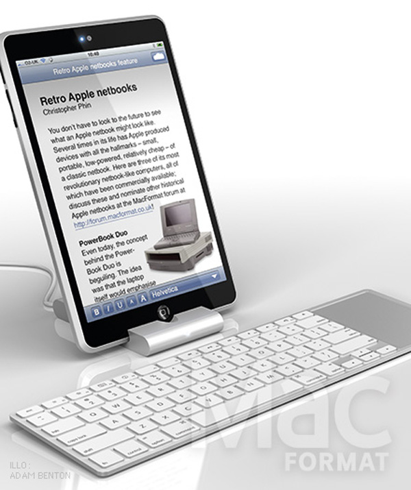 apple table ipad itablet macbook touch12 Apple Tablet Concept