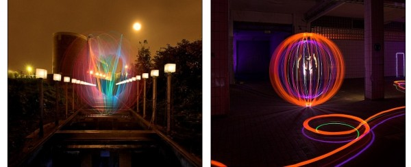 light graffiti 5 600x244 Light Graffiti is getting more and more popular