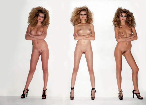 terry richardson purple 12 Terry Richardson Gets Down and Dirty for Purple Magazine