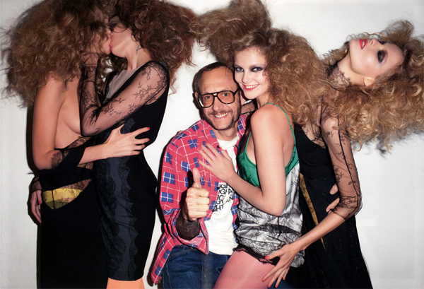 terry richardson purple 18 Terry Richardson Gets Down and Dirty for Purple Magazine