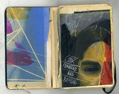 creative sketchbook collages 3b Creative Sketchbook Collages