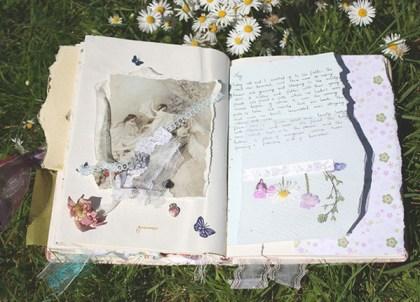 creative sketchbook collages 5 Creative Sketchbook Collages