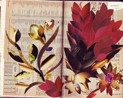 sketchbook collages 2 Creative Sketchbook Collages