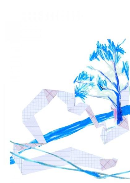alexandra verschueren lookbook inspiration collages 6 600x849 Art School Confidential : Alexandra Verschueren